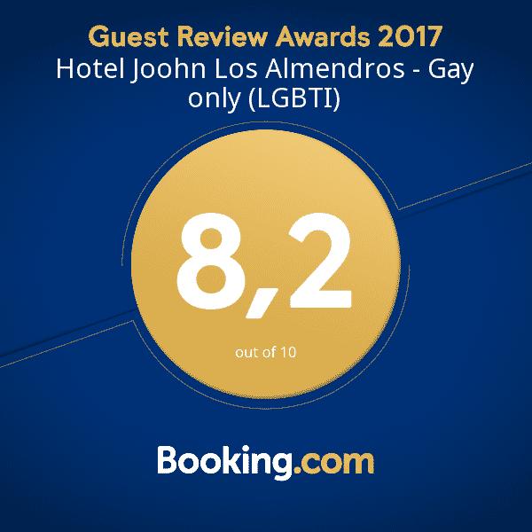 Premio Booking 2017